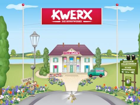 Screenshot von Kwerx