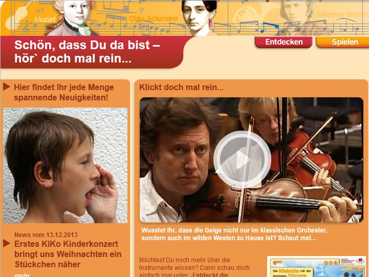 Screenshot von https://www.junge-klassik.de/de/junge-klassik-home/