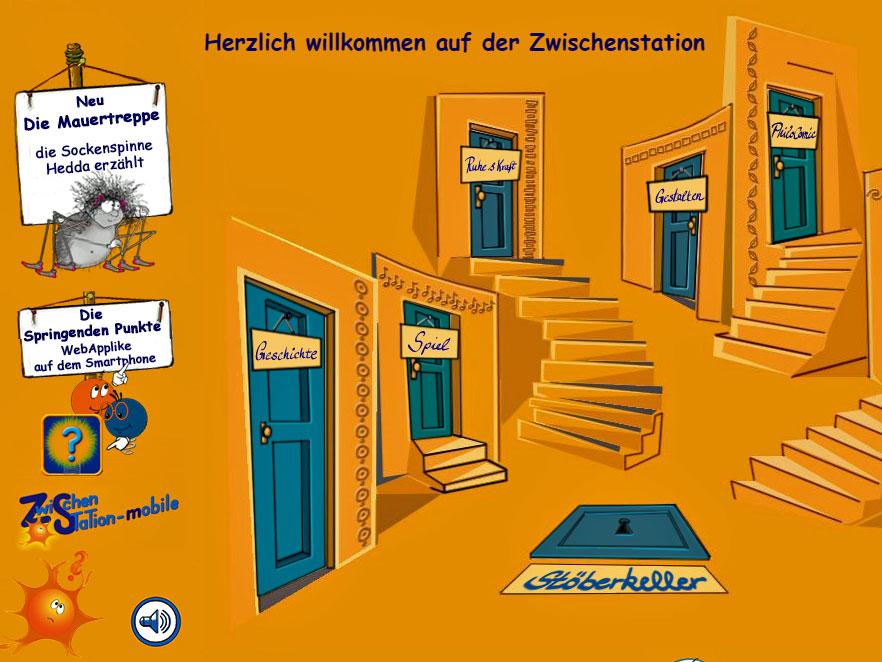 Screenshot von http://www.zwischenstation.net/