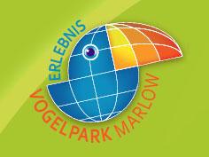 Screenshot von http://www.vogelpark-marlow.de/